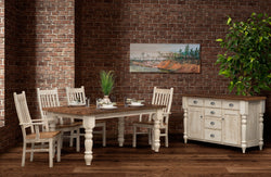 Amish Farmhouse Dining Table