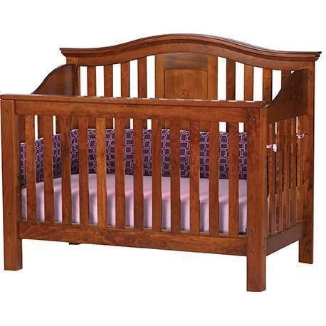 Gabrielle Panel Back Convertible Crib