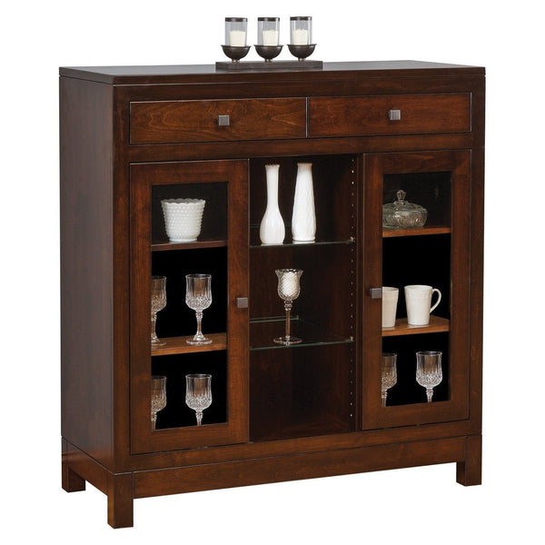 Hampton Mini-China Cabinet