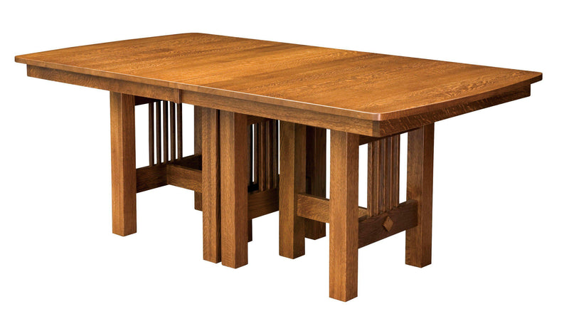 Hartford-Trestle table-The Amish House