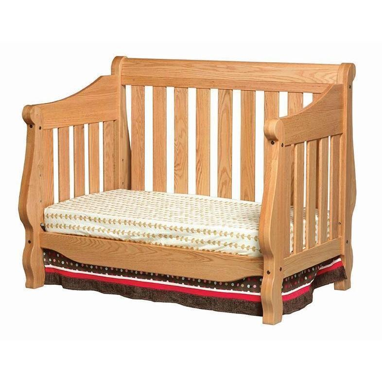 Heirloom Convertible Crib-Children-The Amish House