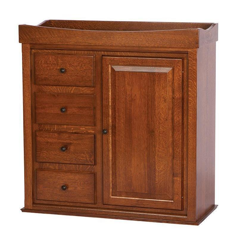 Heirloom Convertible Wardrobe Changing Table