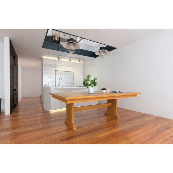 Hoover Trestle Table