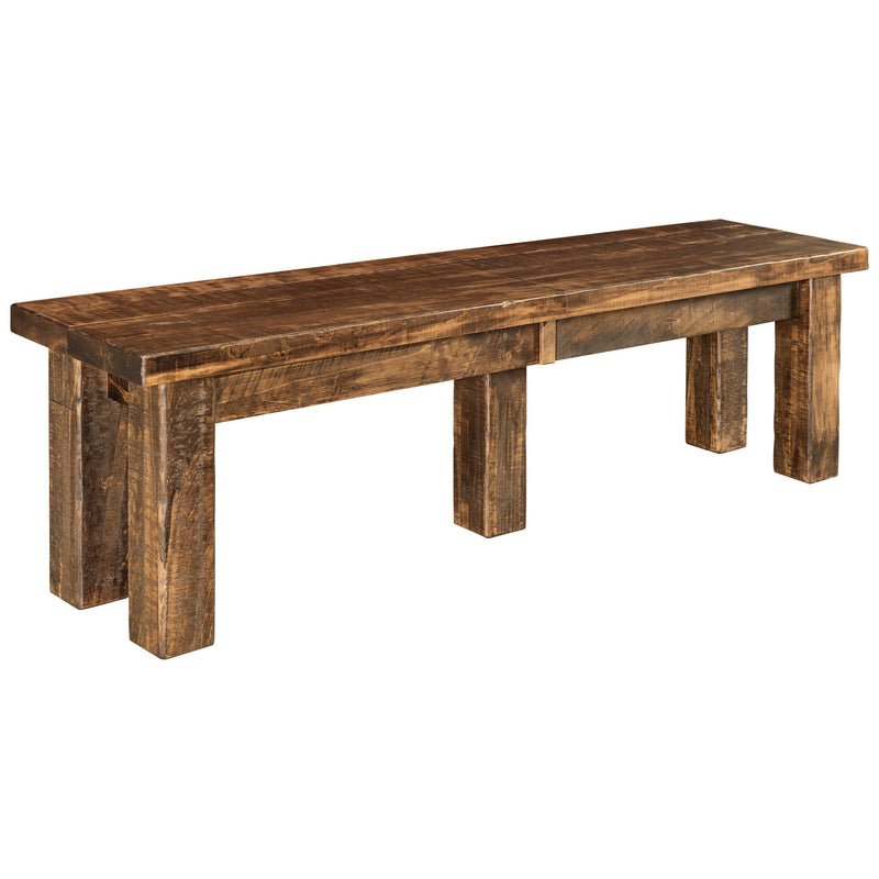Houston Bench-The Amish House