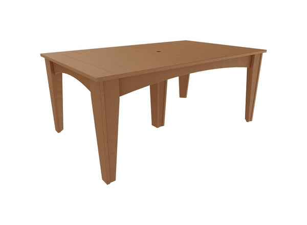Luxcraft PolyTuf Island Dining Table