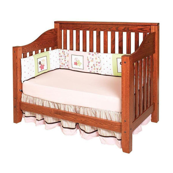Jackson Convertible Crib-Children-The Amish House