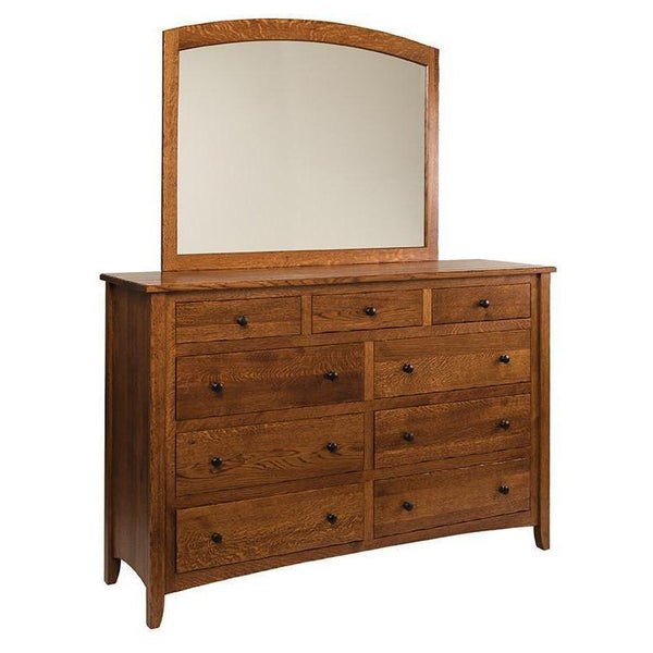 Jackson Distressed Tall Dresser