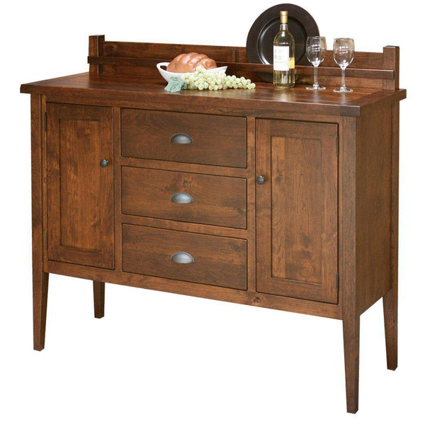 Jacoby Three Drawer Sideboard-The Amish House