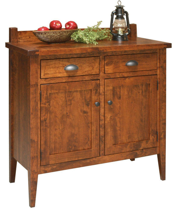 Jacoby Two Drawer Sideboard-The Amish House