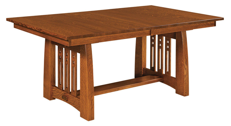 Jamestown Trestle Table-The Amish House