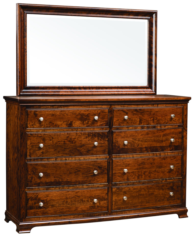 Amish Jamestown Tall Dresser