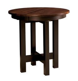 Lacrosse-Pedestal-table-The Amish House