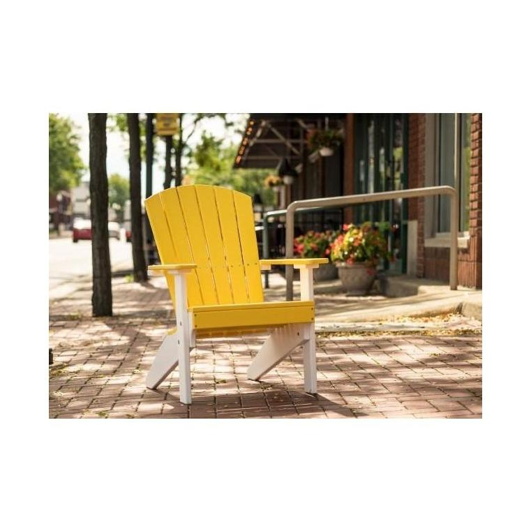 Lakeside Adirondack Chair-Outdoor-The Amish House
