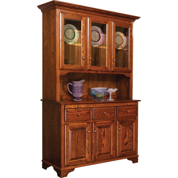 Landsbury Three Door Hutch
