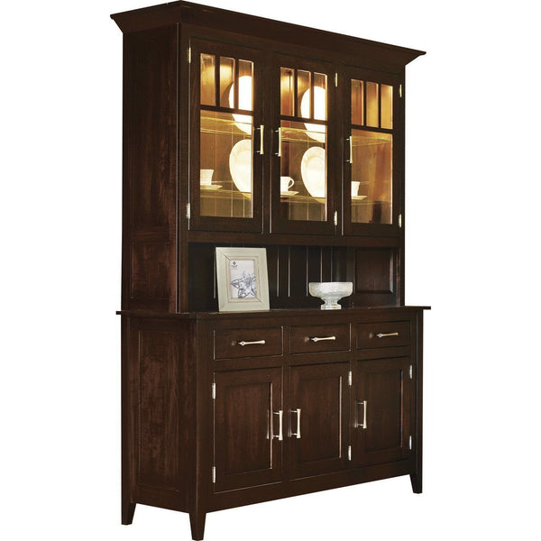 Larkspur Three Door Hutch