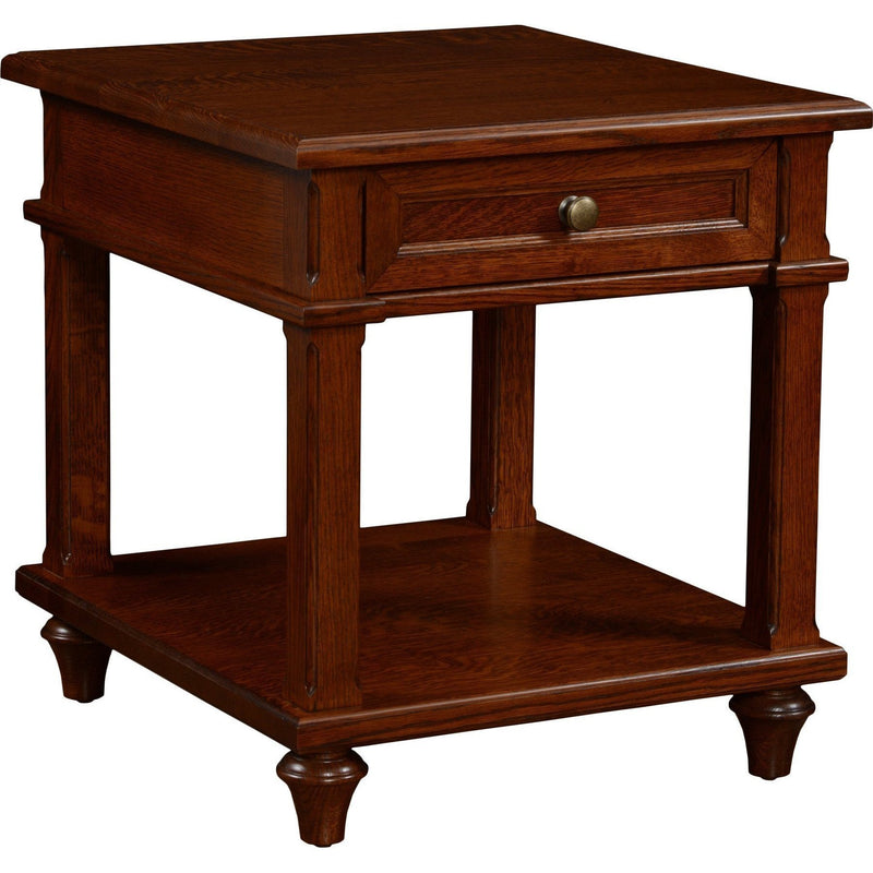 Bridgeport Series End Table-Living-The Amish House