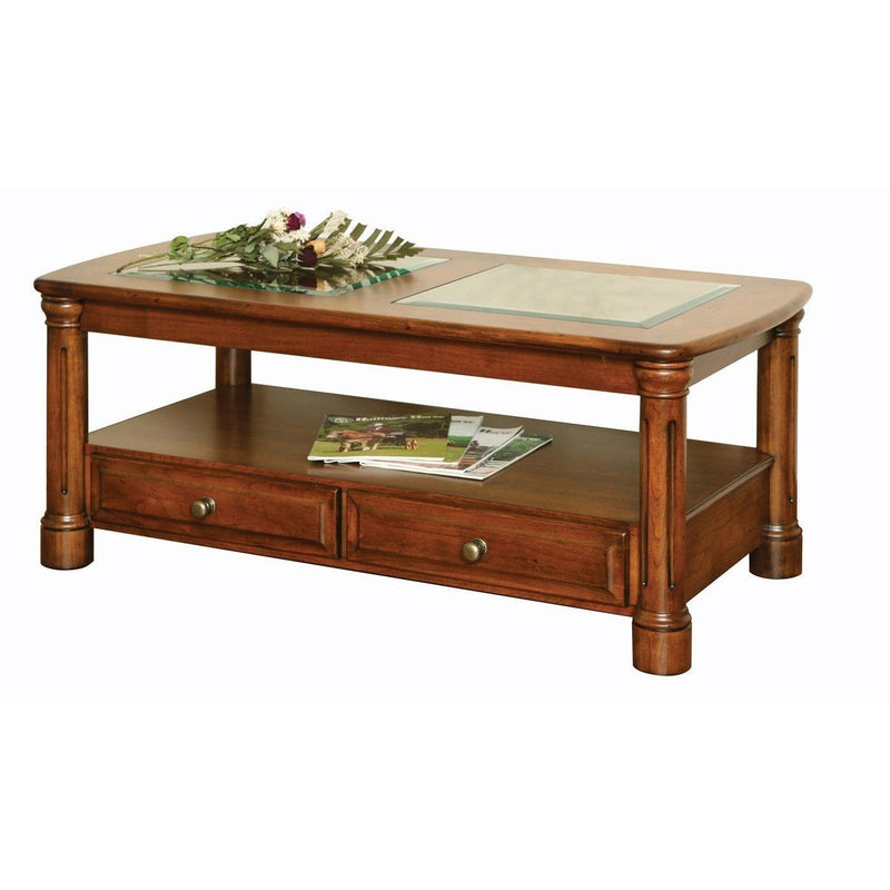 Jefferson Coffee Table-Living-The Amish House