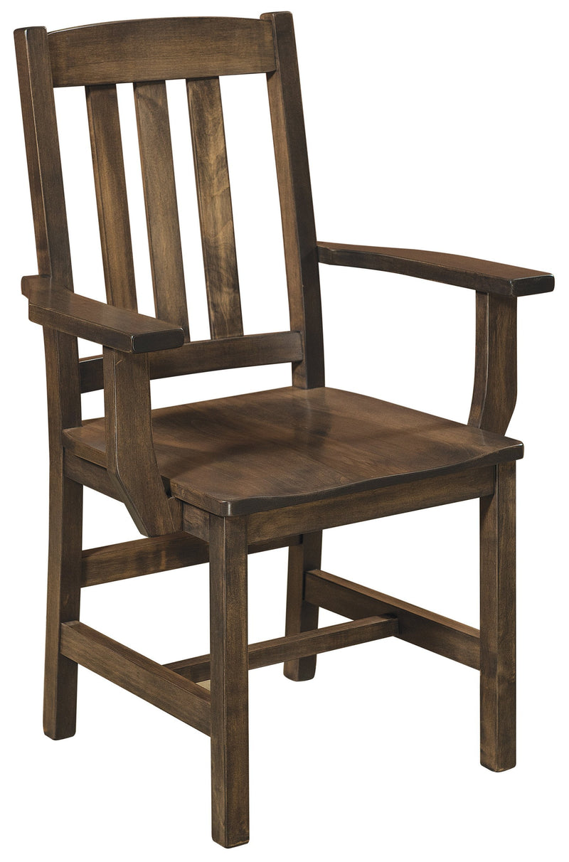 Amish Lodge Chair