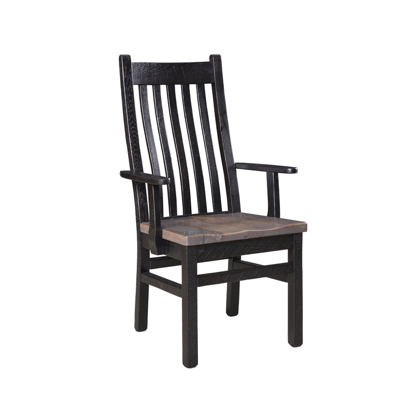 London Arm Chair-The Amish House