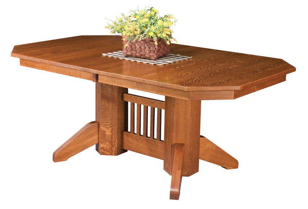 Marbarry Trestle Table-The Amish House