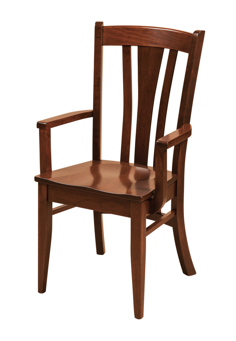 Amish Meridan Chair