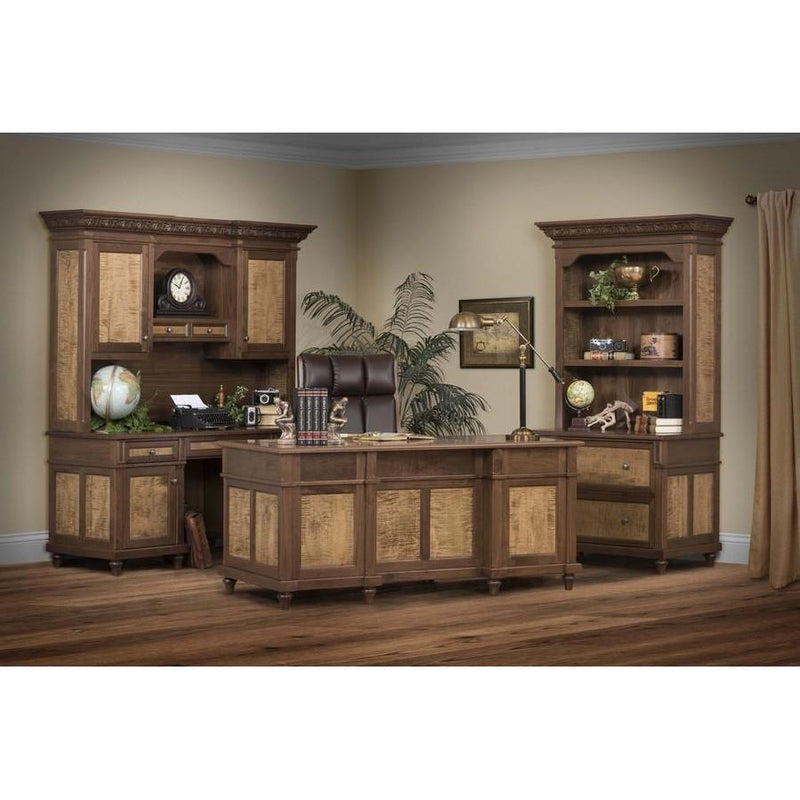 Bridgeport Executive Desk-Office-The Amish House