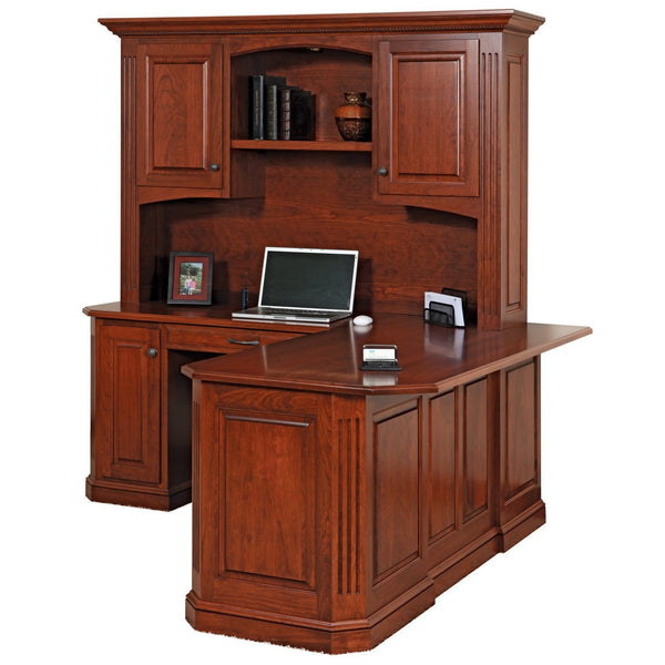 Buckingham Corner Desk-Office-The Amish House