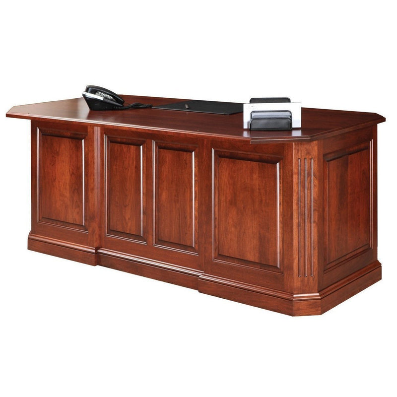 "Buckingham 72"" Executive Desk"
