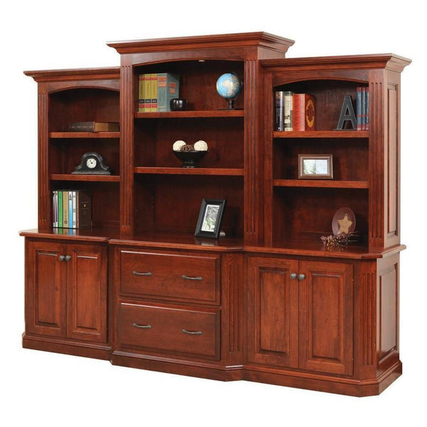 Buckingham Three Piece Hutch
