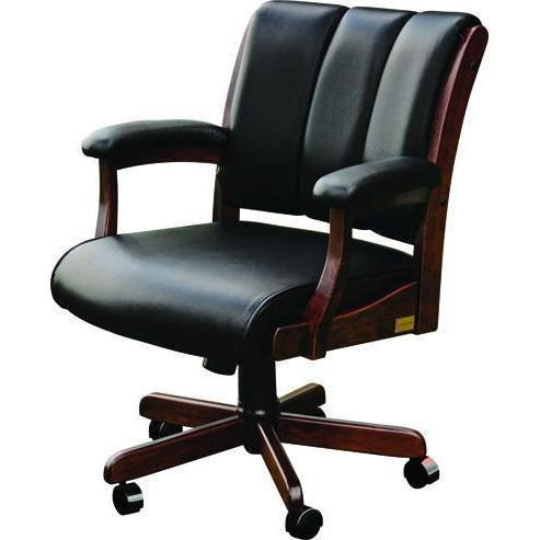 Edelweiss Arm Desk Chair (with gas lift)