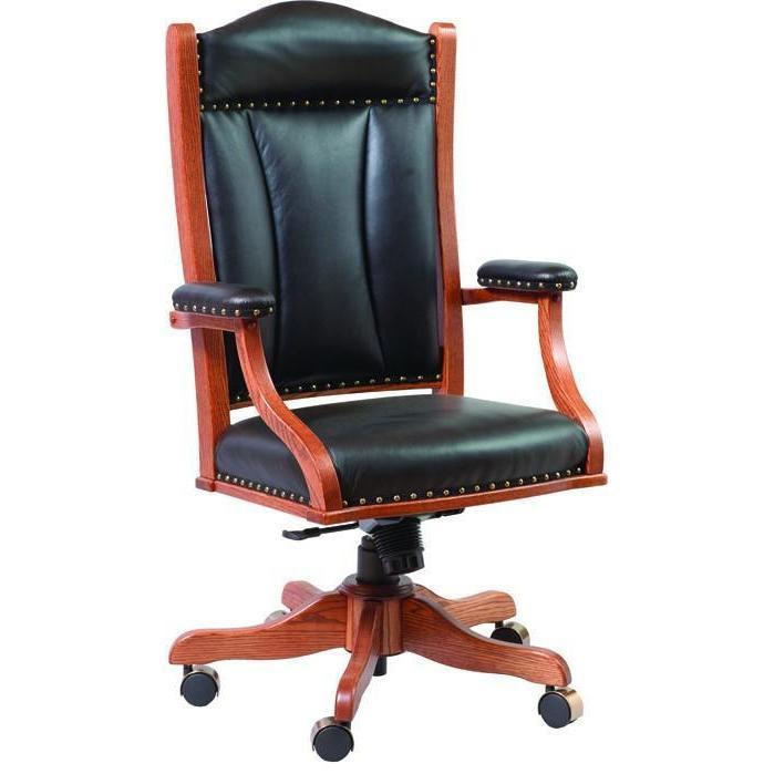 Arm Desk Chair (with gas lift)