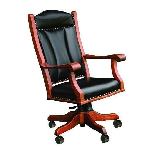 Office Arm Chair (with gas lift)