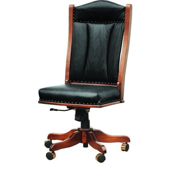 Side Desk Chair (with gas lift)