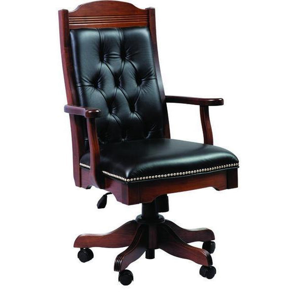 Starr Executive Arm Chair (with gas lift)