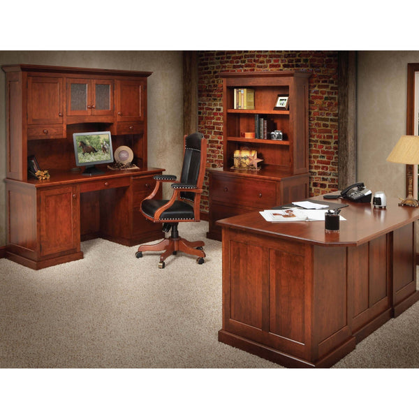 Homestead Lateral File-Office-The Amish House