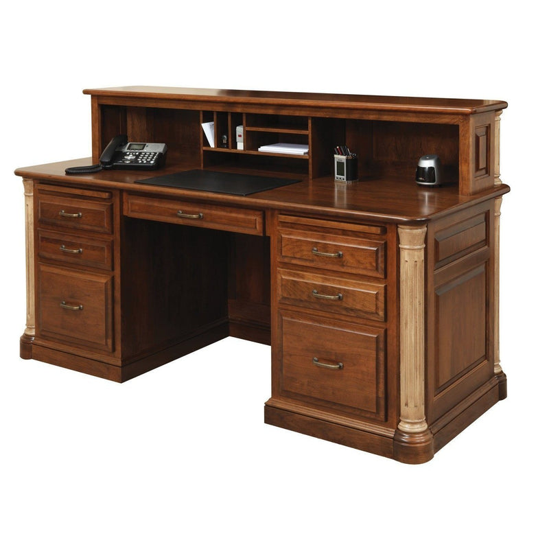 Jefferson Executive Desk-Office-The Amish House