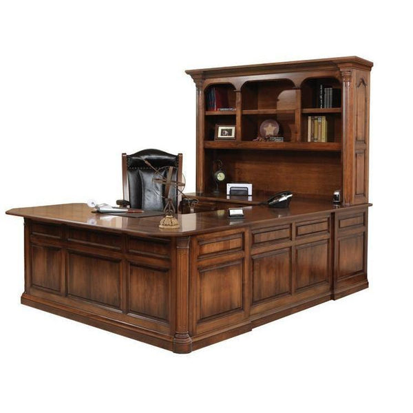 Jefferson U-Shaped Desk
