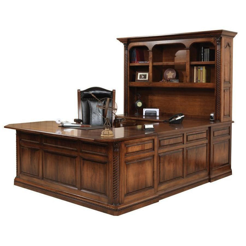 Lexington U-Shaped Desk