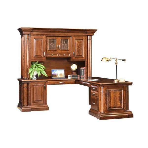 Paris Corner Desk-Office-The Amish House