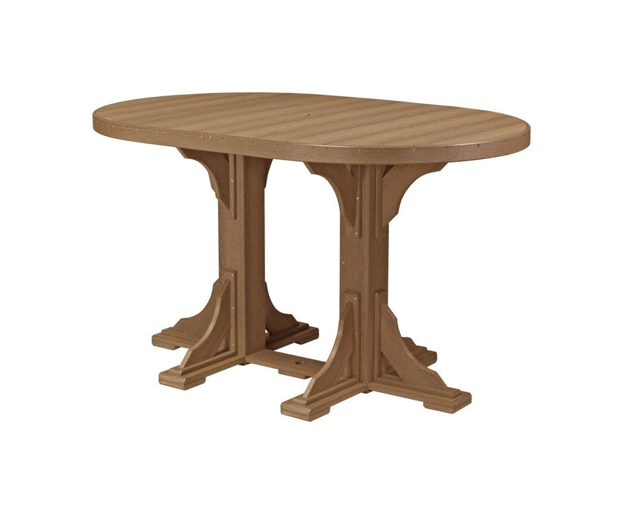 Luxcraft PolyTuf Oval Table