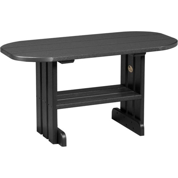 Outdoor Coffee Table Black