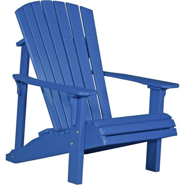 Deluxe Adirondack Chair Blue