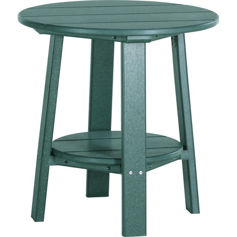 Outdoor Deluxe End Table Green
