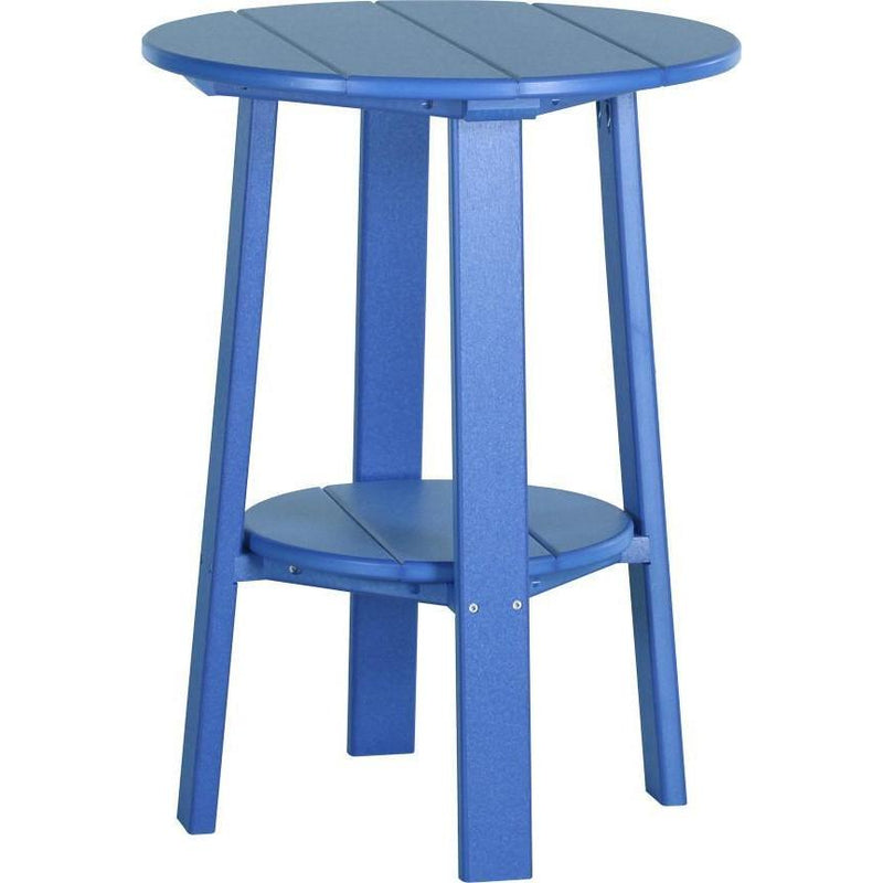 "Outdoor 28"" Deluxe End Table   Blue"