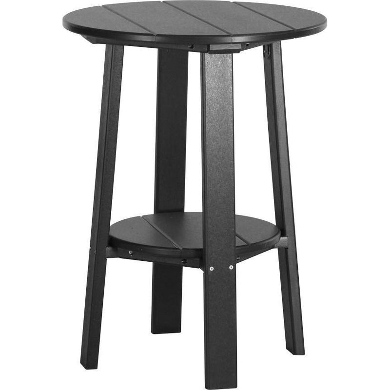 "Outdoor 28"" Deluxe End Table   Black"