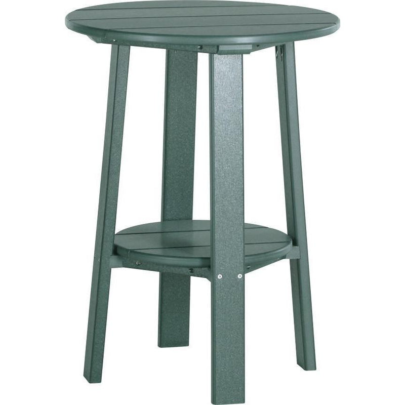 "Outdoor 28"" Deluxe End Table   Green"