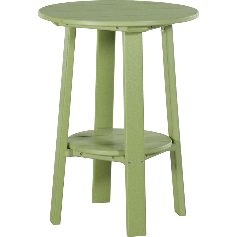 "Outdoor 28"" Deluxe End Table   Lime Green"