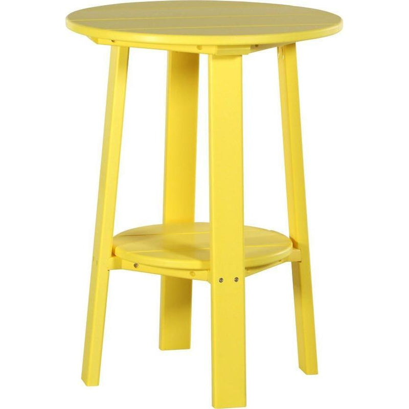 "Outdoor 28"" Deluxe End Table   Yellow"