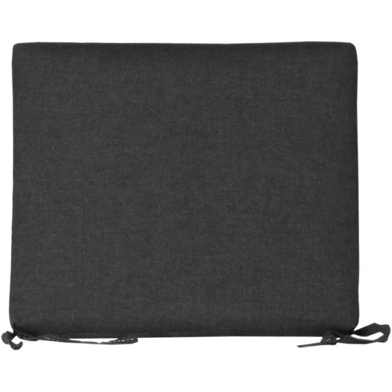 Outdoor Dining Cushion Spectrum Carbon
