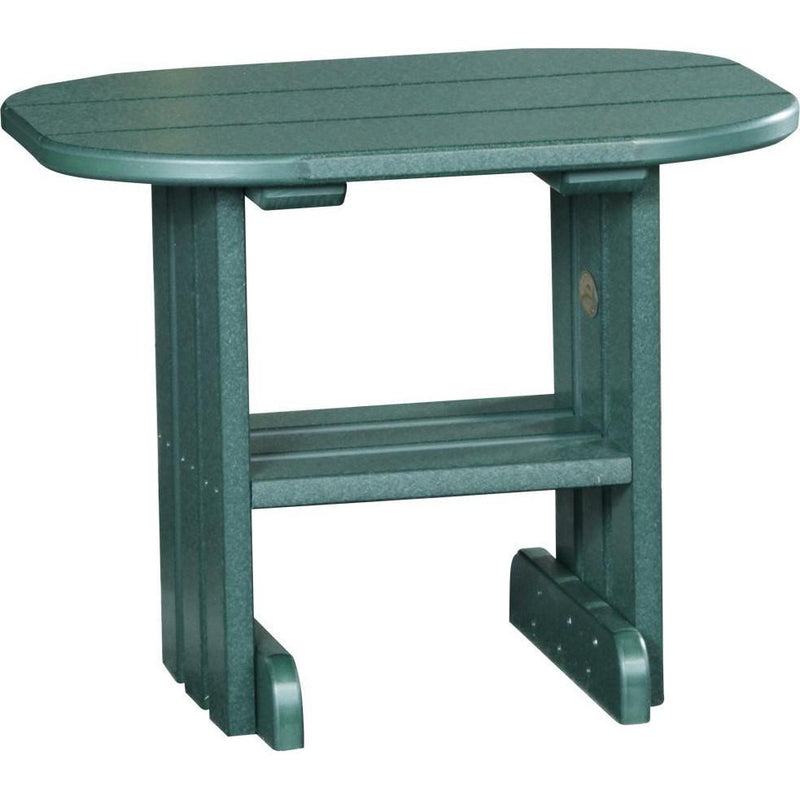Outdoor End Table Green